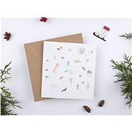 Be Nice Vianočné prianie – Poetické - Darčekové prianie