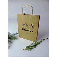 Be Nice prírodná taška veľká - Balenie darčekov