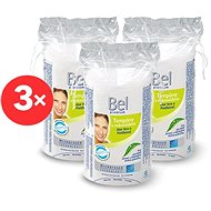 BEL Premium oválne 3× 45 ks - Odličovacie tampóny