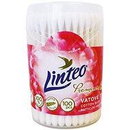 LINTEO Vatové tyčinky Premium (100 ks) - Vatové tyčinky