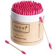 JOSHI Bamboo Red (200 pcs) - Cotton Swabs