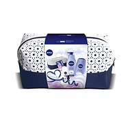 Dávkovacia taška NIVEA Smooth Care plná krémovej starostlivosti - Darčeková súprava