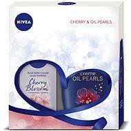 NIVEA Body Cherry dárkové balení plné péče s vůní třešňových květů - Darčeková súprava
