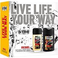 STR8 Rebel kazeta - Darčeková súprava
