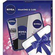 NIVEA darčekové balenie starostlivosť s ligotom diamantov - Darčeková sada