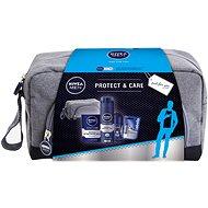 NIVEA Men dárková taška s prověřenou péčí na holení - Darčeková súprava