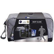 NIVEA Men darčeková taška na oholenie bez poranenia - Darčeková sada