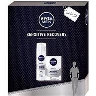 NIVEA Men darčekové balenie pre rýchlu regeneráciu po holení - Darčeková sada