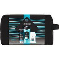 AXE Ice Chill vianočná darčeková toaletná taška pre mužov - Pánska kozmetická súprava