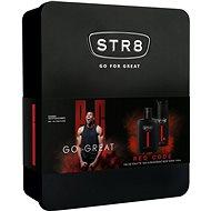STR8 RED CODE Box IV. - Pánska kozmetická súprava