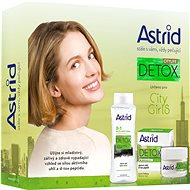 ASTRID CITYLIFE DETOX Day Cream 50ml + Micellar Water 3-in-1 for Normal to Oily Skin 400ml - Cosmetic Gift Set
