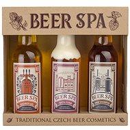 BOHEMIA GIFTS Beer Spa 3 ks - Pánska kozmetická súprava