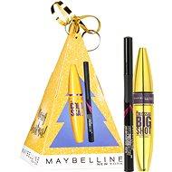 MAYBELLINE NEW YORK Mascara + Eye Liner - Darčeková kozmetická súprava