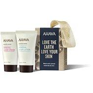 AHAVA Naturally Beautiful Hand & Body Set - Darčeková kozmetická súprava