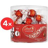 LINDT Lindor Tube 4× 850 g - Čokoláda