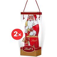 LINDT Santa 2× 1 kg - Čokoláda