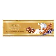 LINDT Swiss Premium Gold Tablet Hazelnut 300 g - Čokoláda