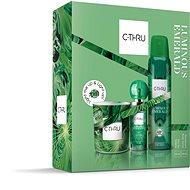 C-THRU LUMINOUS EMERALD Beauty Box II. - Cosmetic Gift Set