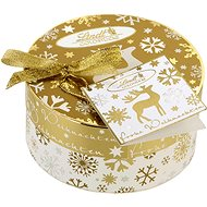 LINDT Gold Nuggets Round Box 140g - Box of Chocolates