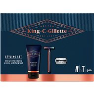 KING C. GILLETTE Beard Care Set