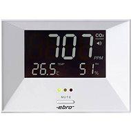 Ebro RM 100 Měřič oxidu uhličitého (CO2) 0 - 3000 ppm s funkcí měření teploty - Merač kvality vzduchu