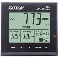 Extech CO100 Měřič oxidu uhličitého (CO2) 0 - 9999 ppm - Merač kvality vzduchu