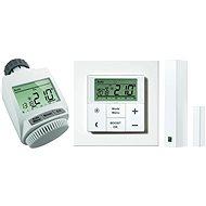 eQ-3 MAX! súprava hlavice, okenného a dverového kontaktu + bezdrôtový termostat - Termostatická hlavica