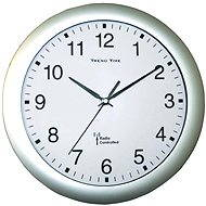 CONRAD DCF nástenné hodiny 30 cm, strieborné - Nástenné hodiny