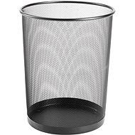 VICTORIA drôtený, čierny - Odpadkový kôš
