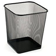 VICTORIA čierny – na papier - Odpadkový kôš