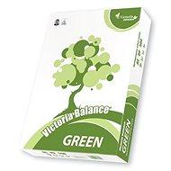 VICTORIA Balance Green A4 - recyklovaný - Kancelársky papier