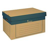 VICTORIA 26 × 46 × 32 cm, prírodná – balenie 2 ks - Archivačná škatuľa