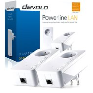 Devolo dLAN 1200+ Starter Kit - Powerline