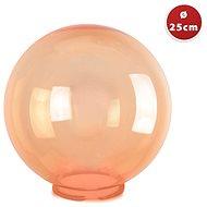 Růžová koule APOLUX SPH251-K - Dekoratívne osvetlenie