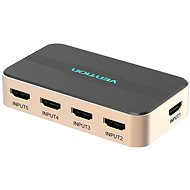 Vention 5 In 1 Out HDMI Switcher Gold - Switch