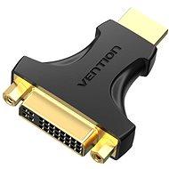 Vention HDMI (M) to DVI (24 + 5) Female Adaptér  Black - Redukcia