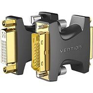 Vention DVI Male to Female Adaptér Black - Redukcia