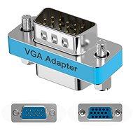 Vention VGA Male to Female Adapter Silvery Metal Type - Redukcia