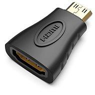Vention Mini HDMI (M) to HDMI (F) Adapter Black - Redukcia