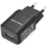 Vention Smart USB Wall Charger 10,5 W Black - Nabíjačka do siete