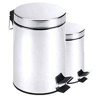 BANQUET Twizz 5 + 20 l A03999 - Odpadkový kôš