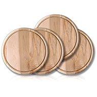 BANQUET súprava drevených dosiek A04026 - Doska na krájanie