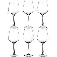 BANQUET Gourmet Crystal A00552 - Súprava pohárov