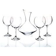 BANQUET Crystal Vínová súprava A01165 - Poháre na víno