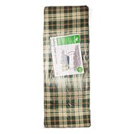 HAPPY GREEN Poduška na hojdačku, zelená kocka - Poduška