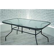 La Proromance Stella stôl so sklenenou doskou - Záhradný stôl