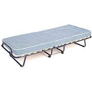 Happy Green Skladacia posteľ s kolieskami ARDIS 190 × 80 cm - Záhradné lehátko