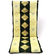 V-Garden Poduška 115 × 50, zelená kockovaná - Poduška