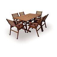 V-Garden VeGa Monroo 6 - Záhradný stôl