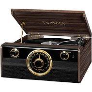 Victrola VTA-240B hnedý - Gramofón